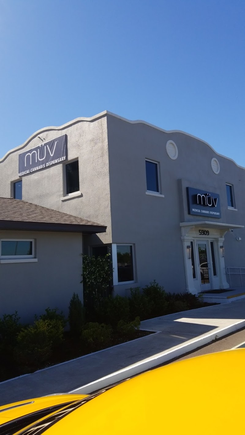 MÜV Dispensary Apollo Beach