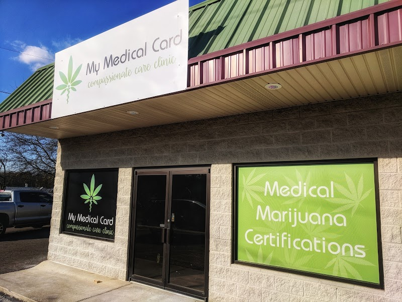 My Medical Card | Medical Marijuana Certifications