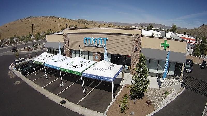 MYNT Cannabis Dispensary North Valleys | Dispensary in Reno
