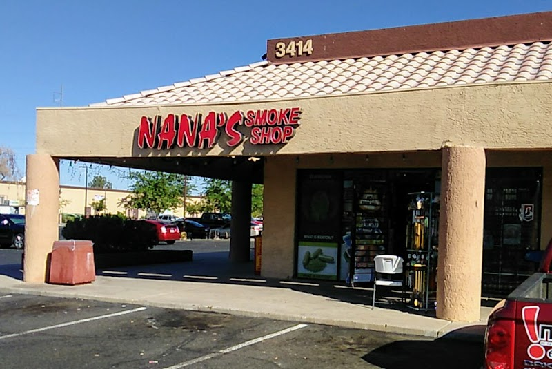 Nana\'s Smoke Shop