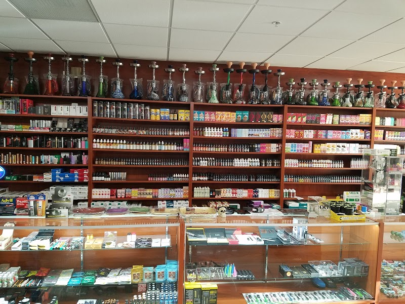 NJ Smoke Shop