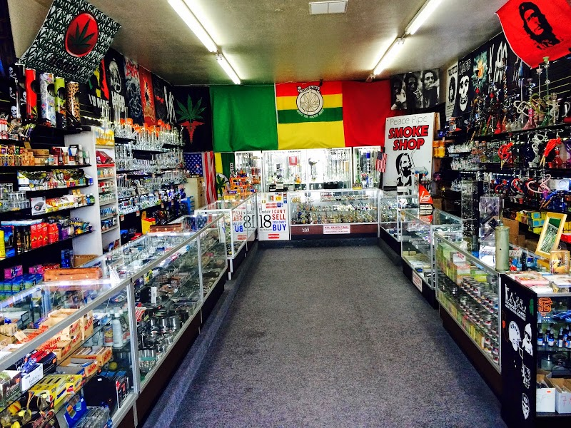 Peace Pipe Smoke Shop