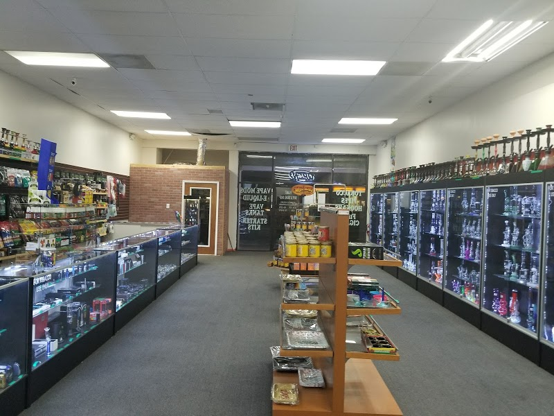 Planet Vape and Smoke shop