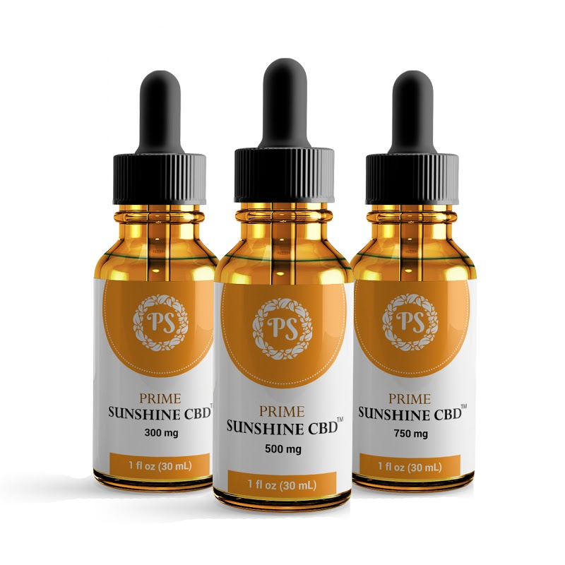 Prime Sunshine CBD OIL