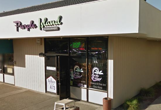 Purple Island Smoke Shop