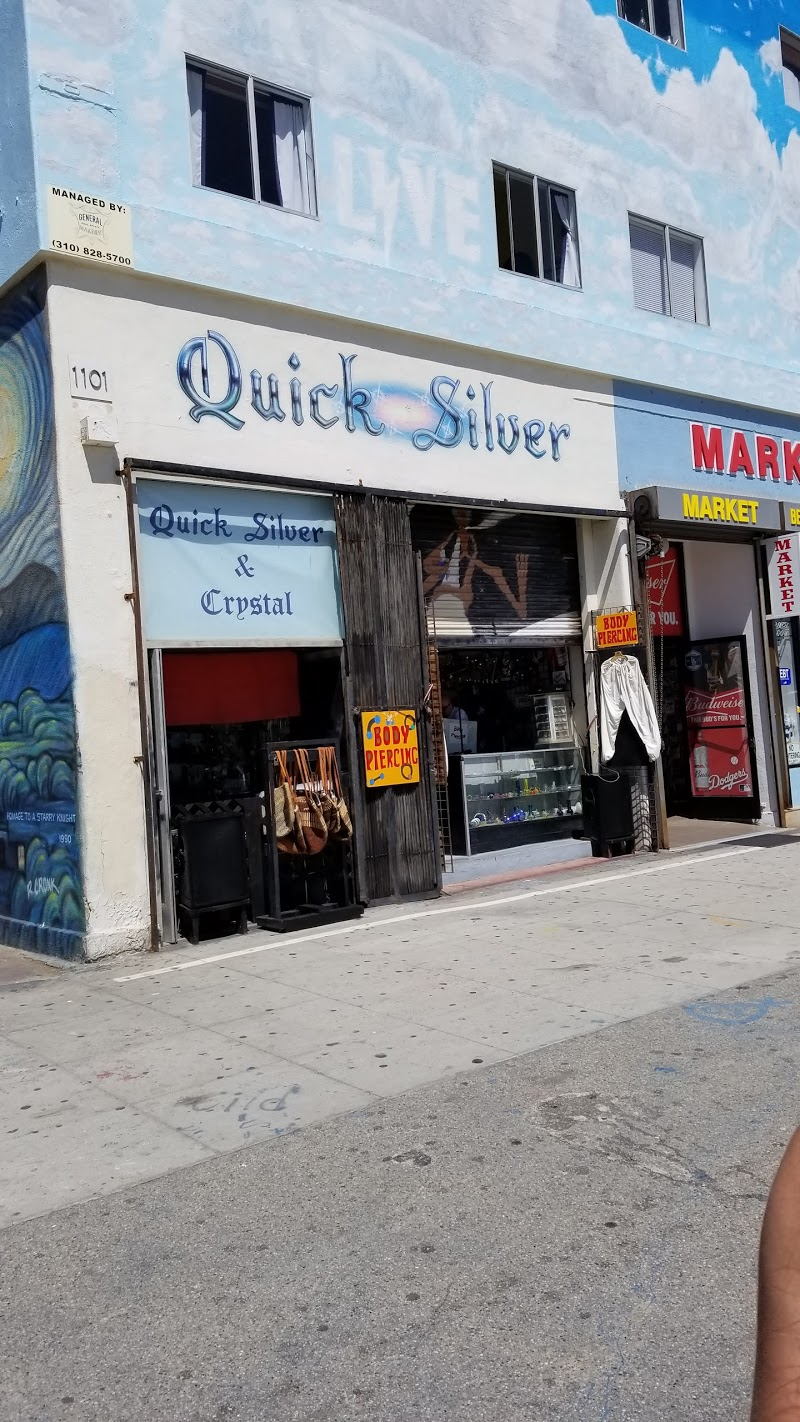 Quick Silver & Crystal Inc