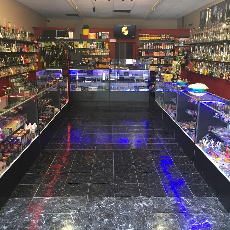 Red Tiger Smoke Shop