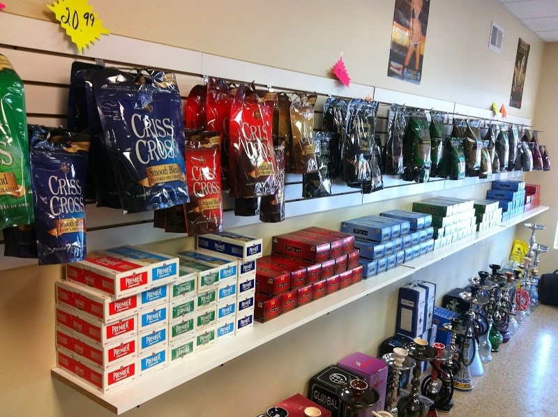 Red Zone Tobacco Shop
