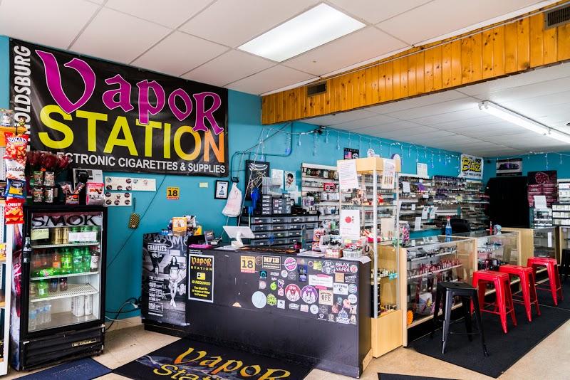 Reynoldsburg Vapor Station | Vape Shop in Reynoldsburg, Ohio