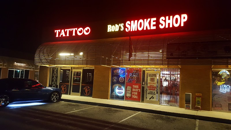 Rob\'s Smoke Shop