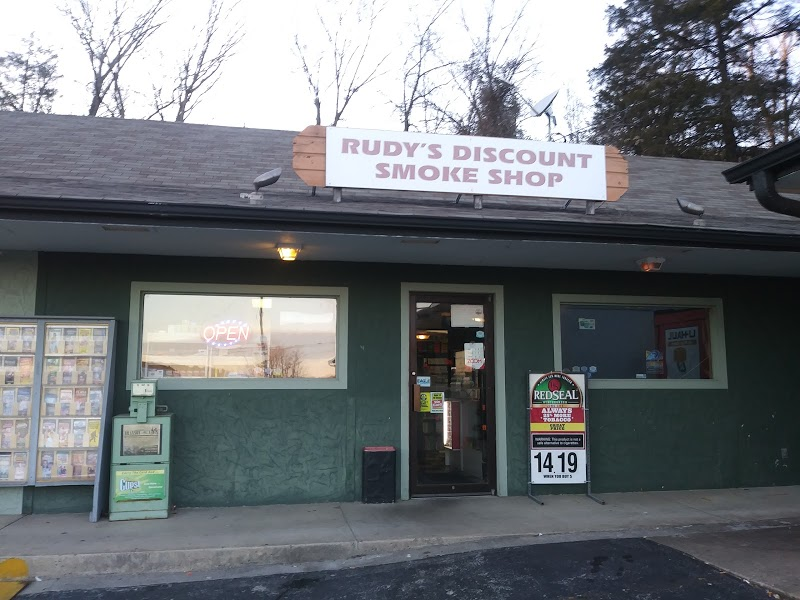 Rudy\'s Discount Smoke Shop
