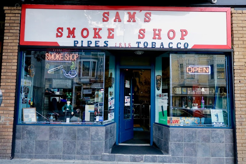 Sam\'s Smoke Shop