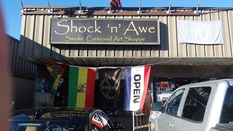 Shock n Awe Smoke Shop