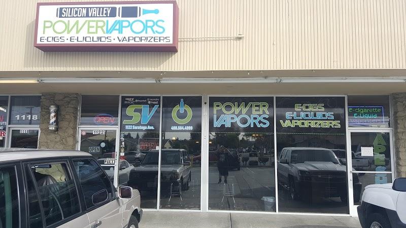 Silicon Valley Power Vapors | Vape Shop in San Jose, California