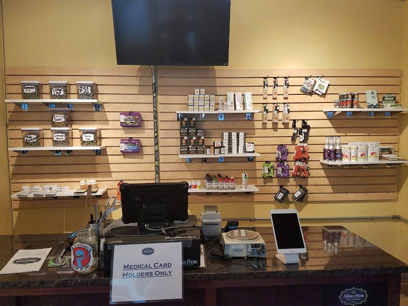 Silver Stem Fine Cannabis Nederland Boulder Area Dispensary