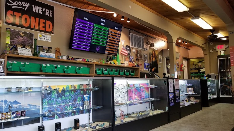 Sky High Pot Shop
