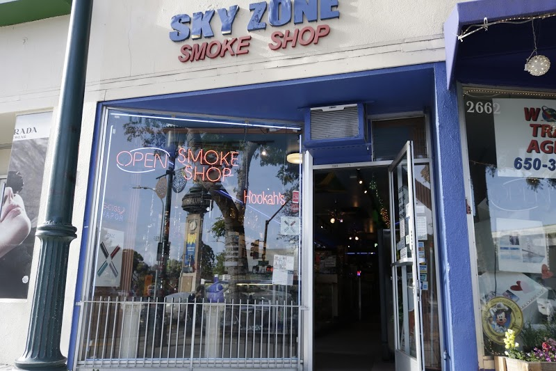 Sky Zone Smoke Shop