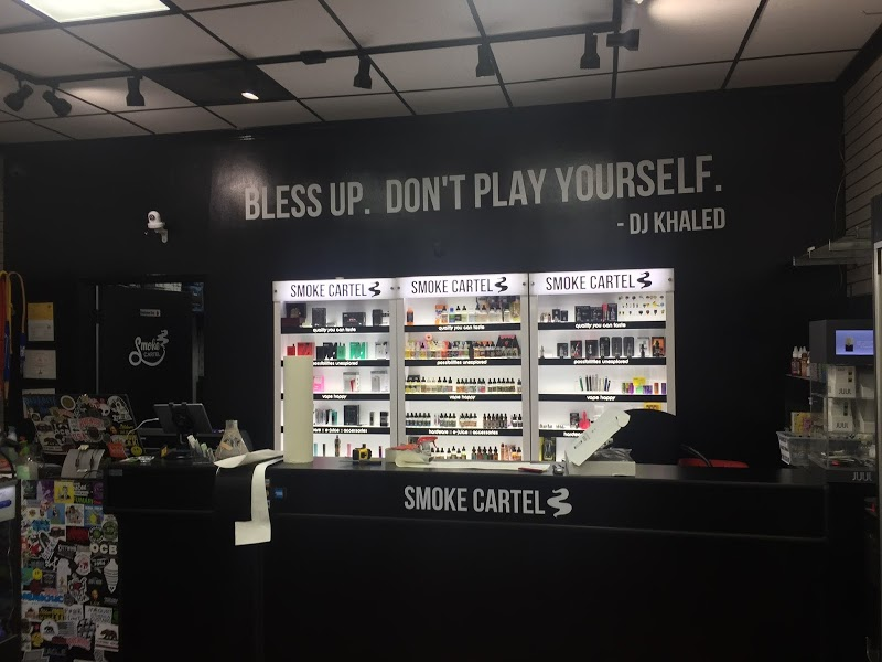 Smoke Cartel Westwood