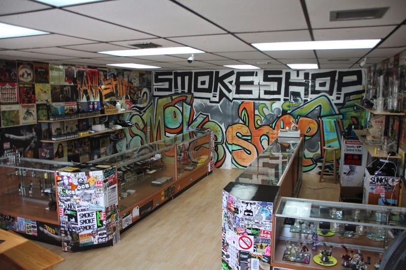 Smoke Shop Inc - Vapor And Glass