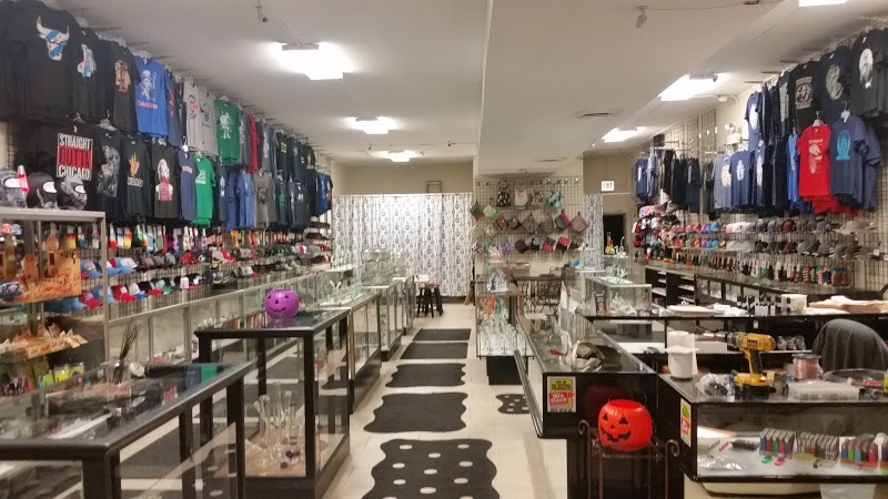 Best Head Shops in Chicago, Illinois