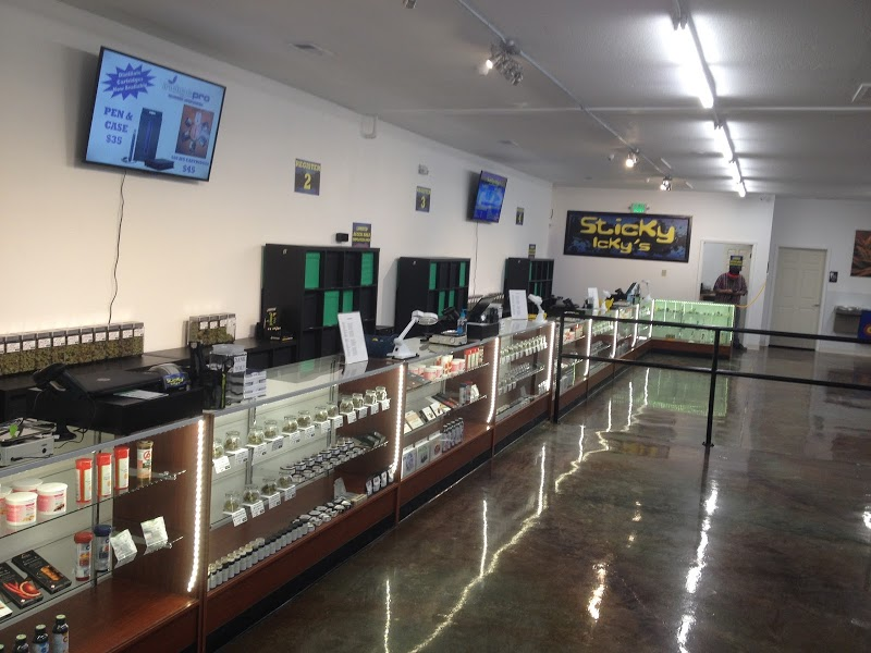 Sticky Icky\'s - Pueblo\'s #1 Dispensary