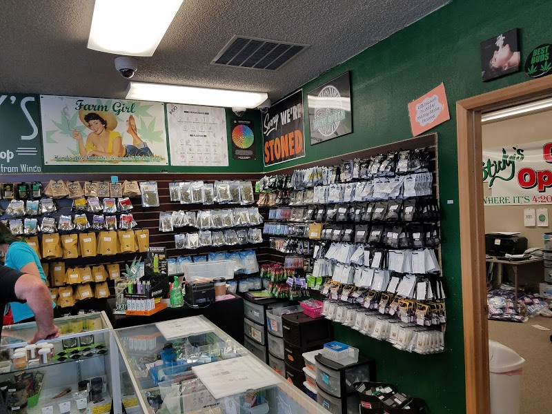Sticky\'s Pot Shop