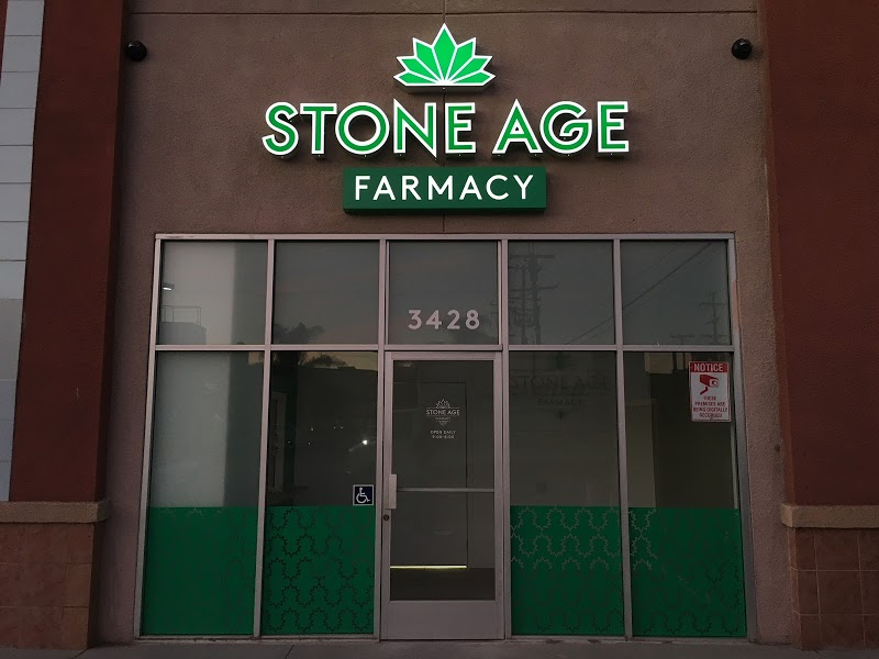 Stone Age Farmacy Long Beach