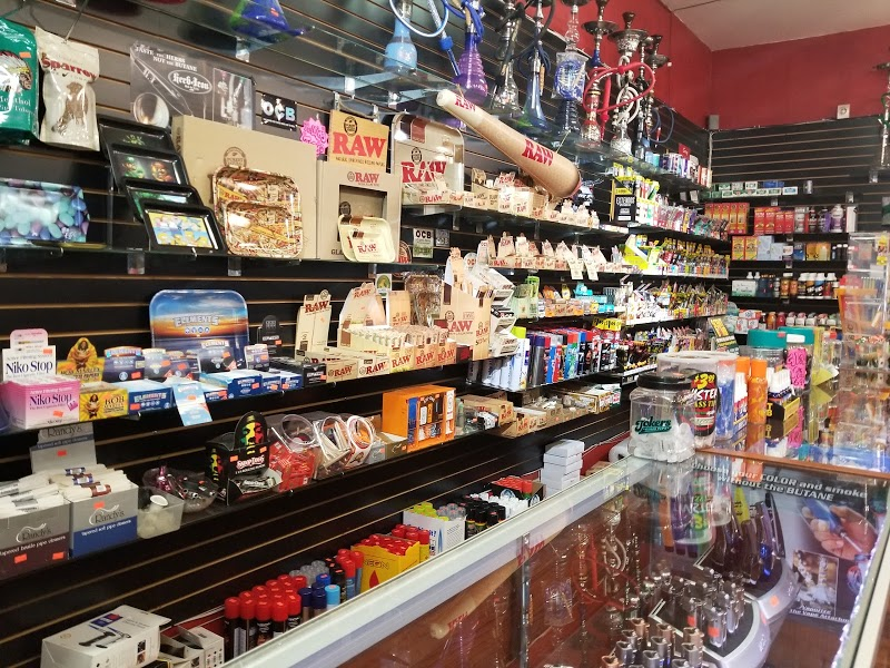 The Cave Smoke Shop