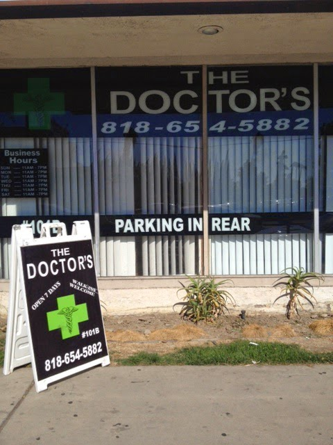 The Doctors - Reseda - Marijuana Evaluation Doctors