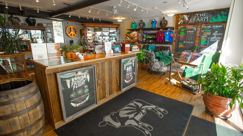 The Farm Recreational Marijuana Dispensary