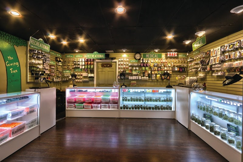 The Giving Tree of Denver - Recreational Cannabis Dispensary and Medical Marijuana