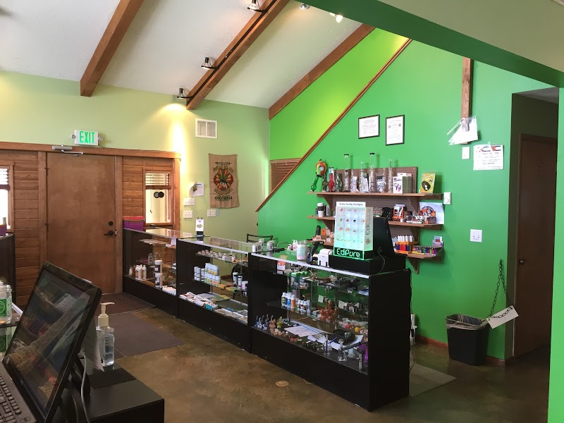 The Green House 21+ Recreational Dispensary