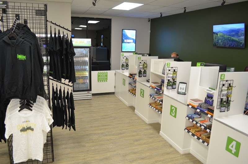 The Green Solution Recreational Marijuana Dispensary