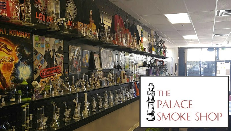 The Palace Smoke Shop