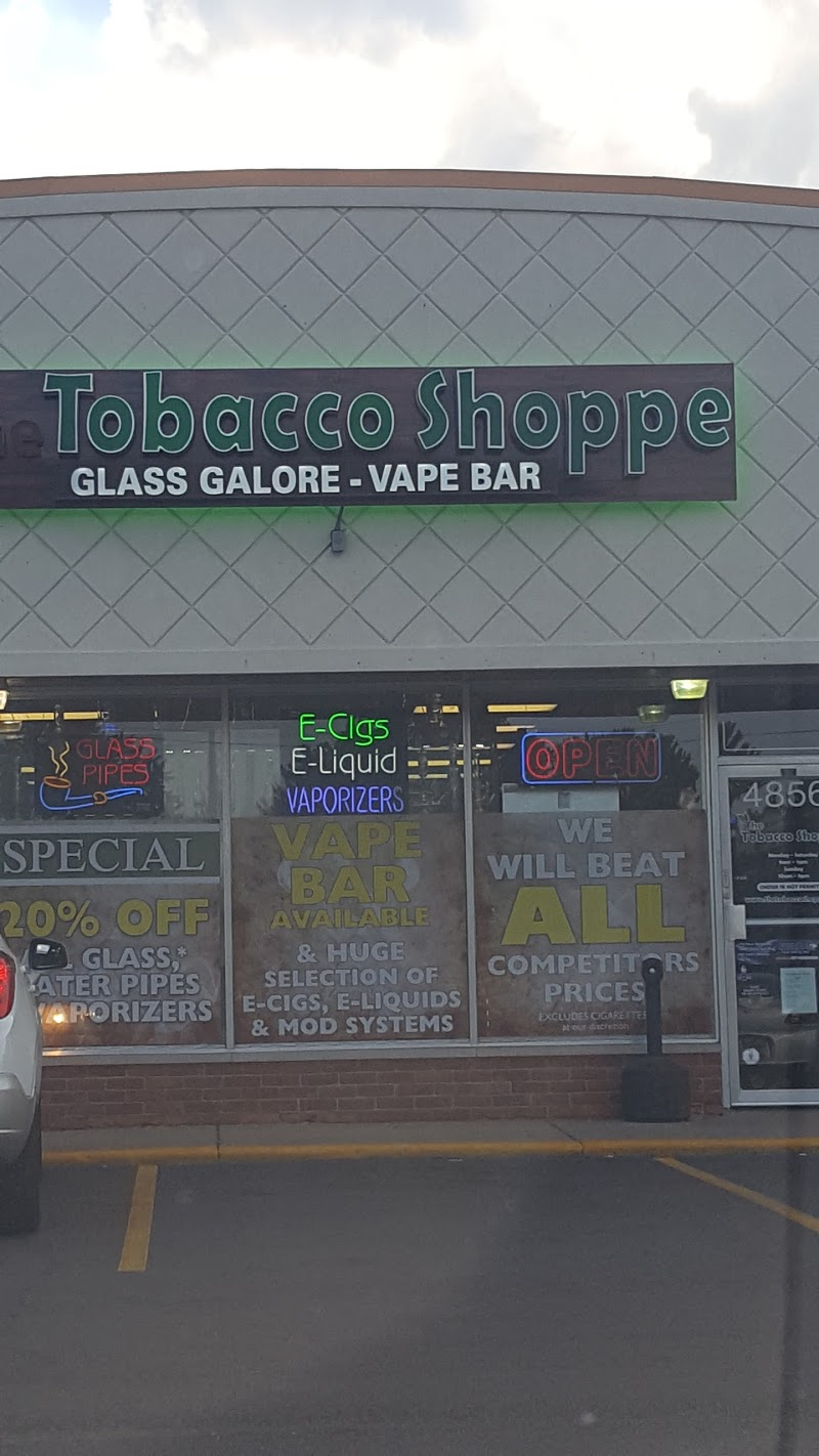 The Tobacco Shoppe