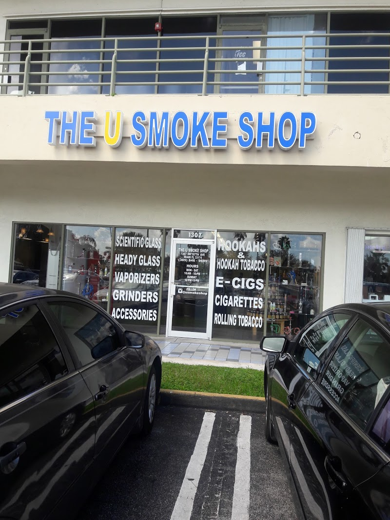 The U by All in One Smoke Shop