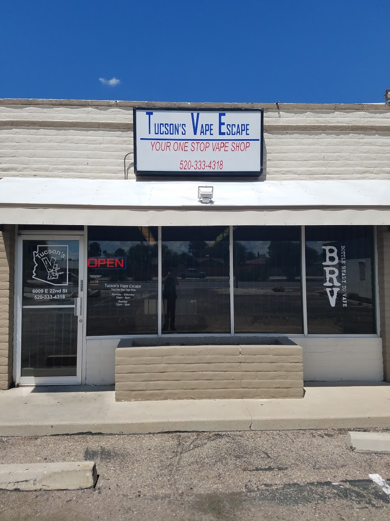 The Vape Escape | Vape Shop in Tucson, Arizona