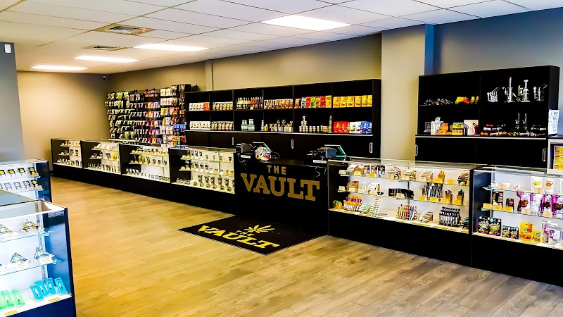 The Vault Cannabis Spokane
