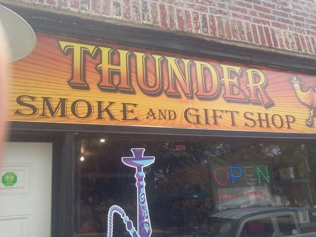 Thunder Smoke Shop