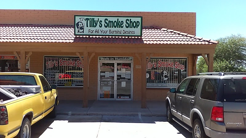 Tilly\'s Smoke Shop