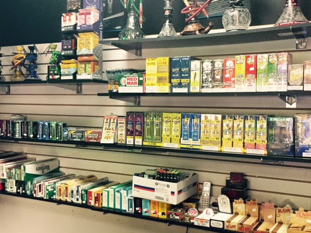 Tobacco E Cigs Smoke Shop