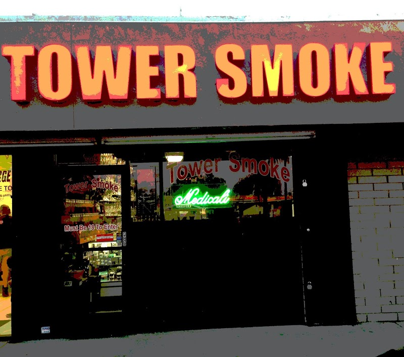 Tower Smoke Glass Shop