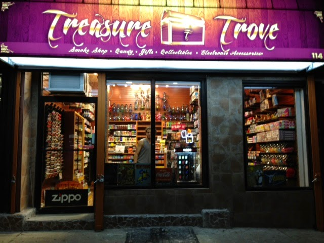 Treasure Trove Gift & Smoke