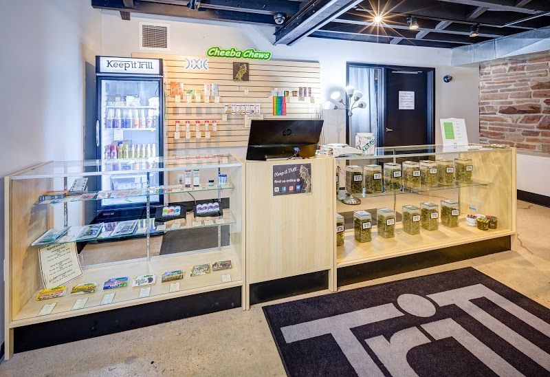 Trill Alternatives Boulder Dispensary