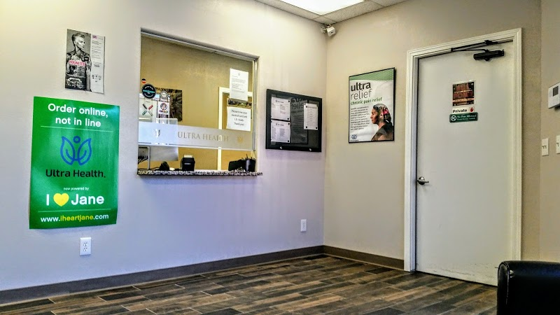 Ultra Health Dispensary Santa Fe