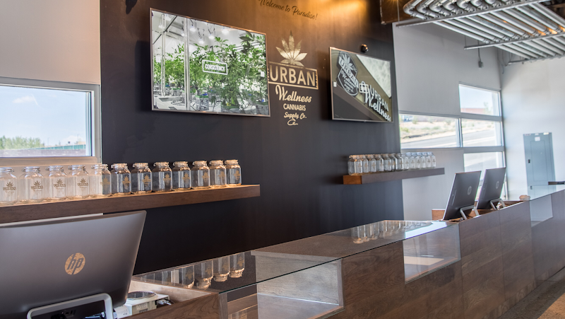 Urban Wellness - Dispensary - Paradise