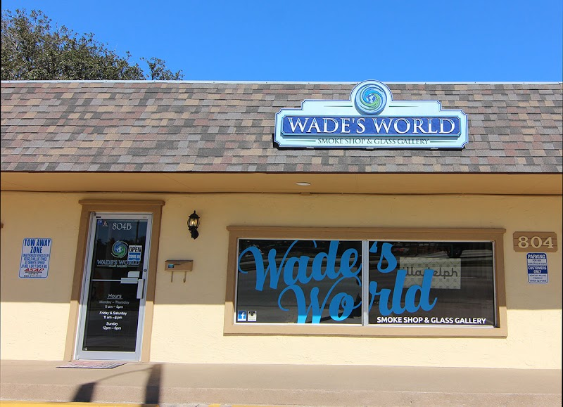 Wade\'s World Smoke Shop