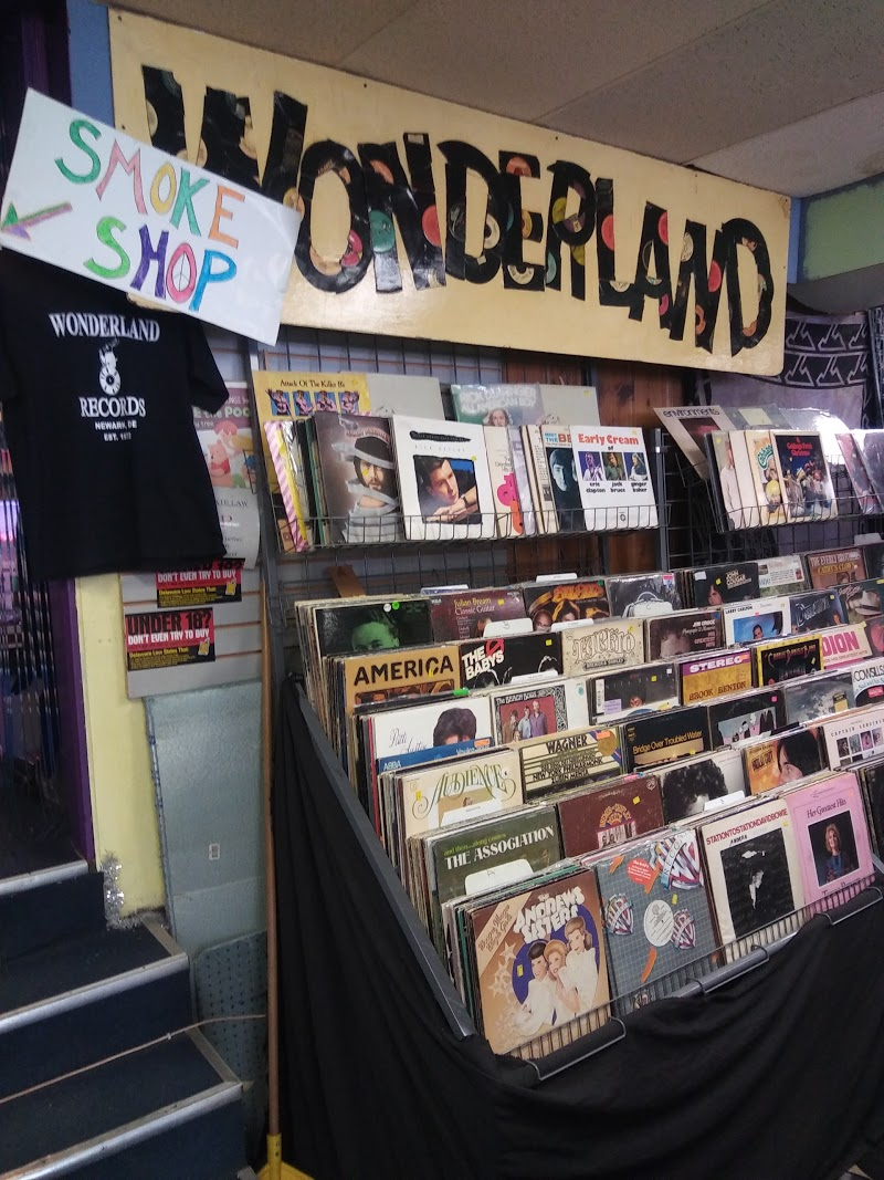 Wonderland Records