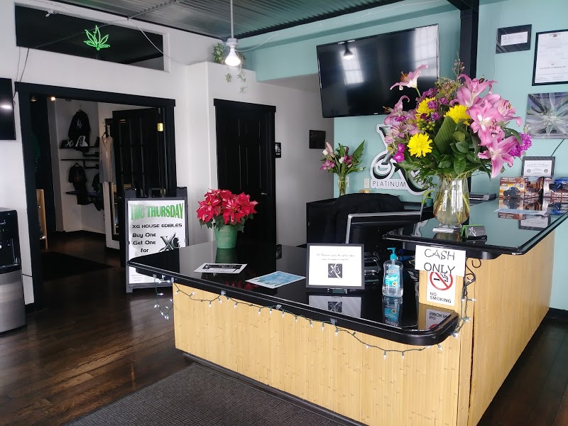 XG Platinum Dispensary