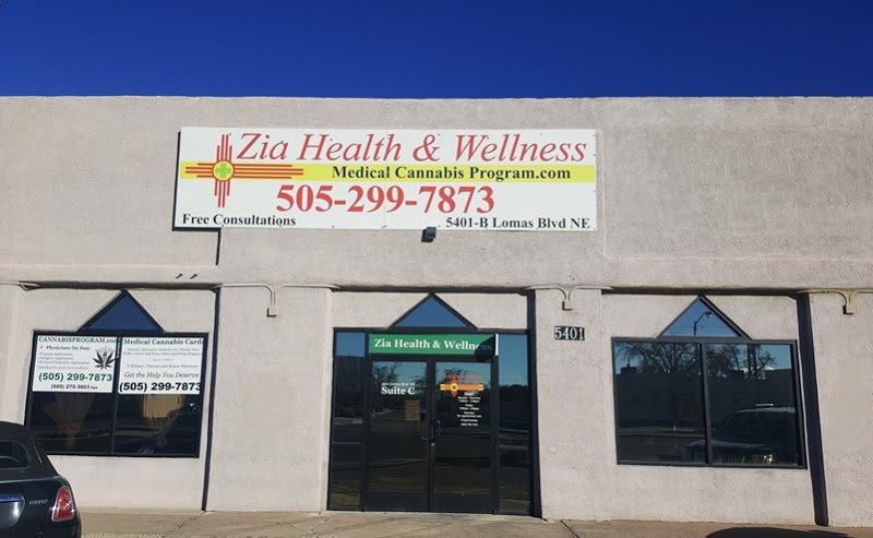 Zia Health And Wellness Medical Cannabis Program